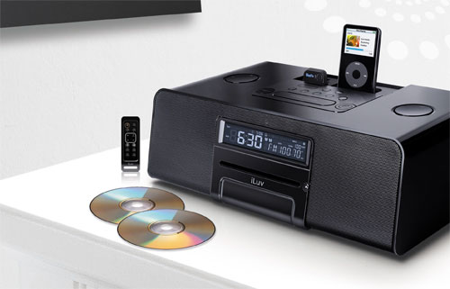New iLuv i199 iPod Speaker System