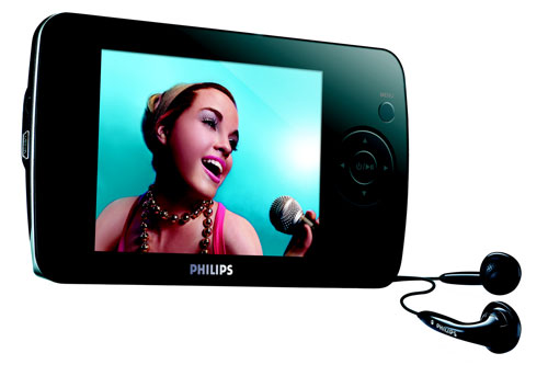 Philips SA6185 Media Player