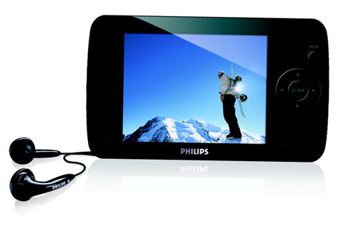 Philips SA6185 - 8GB PMP