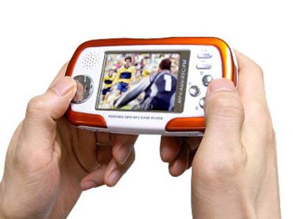 Sun MP4 Portable Player